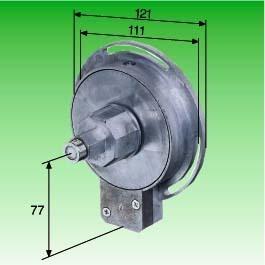 Mechanische Antriebe Kegelrad Schneckengetriebe