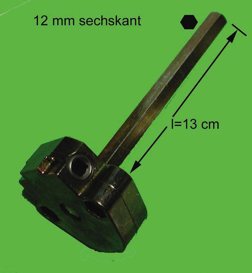 Schneckengetriebe 4 1 Mit 12 Mm Sechskant Stift
